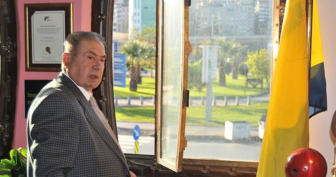 Samsun'a Adoff Hitler'in Penceresinden Bakmak