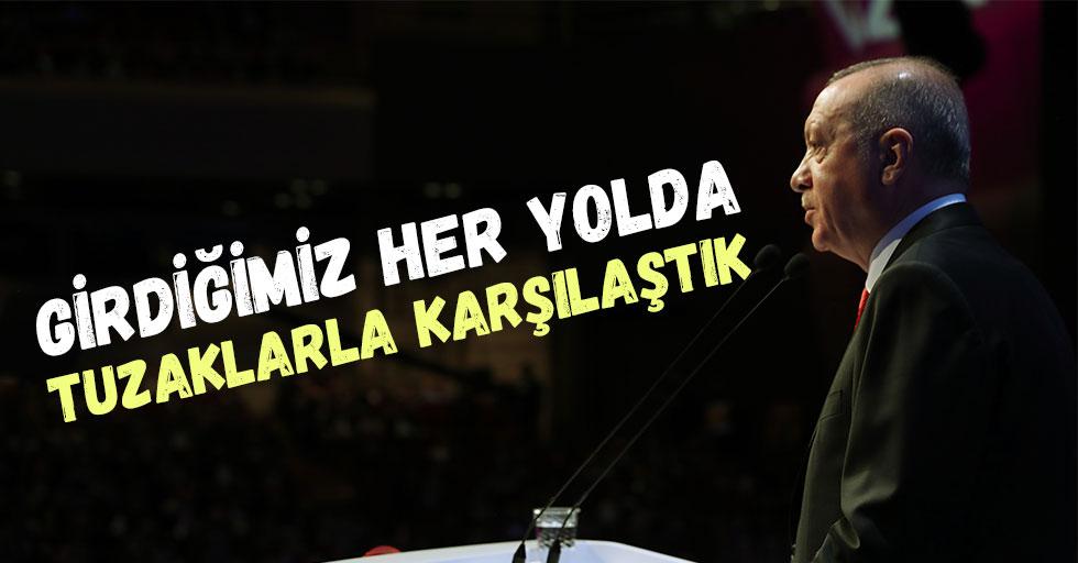 Cumhurbaşkanı Erdoğan, MÜSİAD Vizyoner'19 programına katıldı