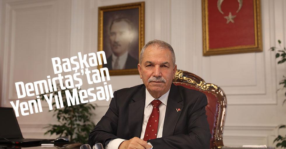 Başkan Demirtaş'tan Yeni Yıl Mesajı