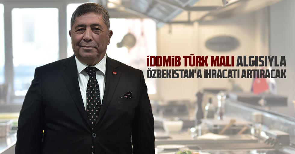 İDDMİB Türk malı algısıyla Özbekistan'a ihracatı artıracak