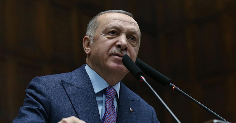 Ak Parti Genel Başkanı ve Cumhurbaşkanı Erdoğan, TBMM Grup Toplantısına katıldı
