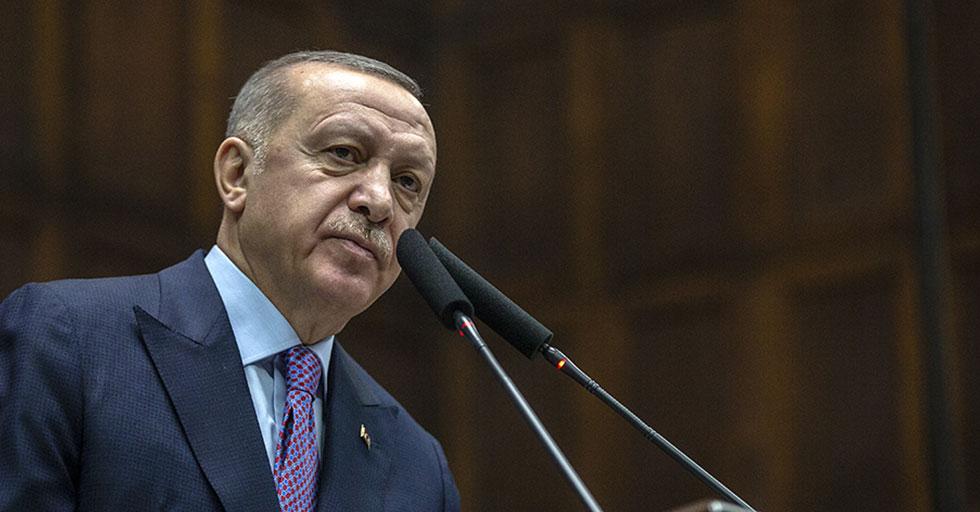 Ak Parti Genel Başkanı ve Cumhurbaşkanı Erdoğan, TBMM Grup Toplantısında konuştu