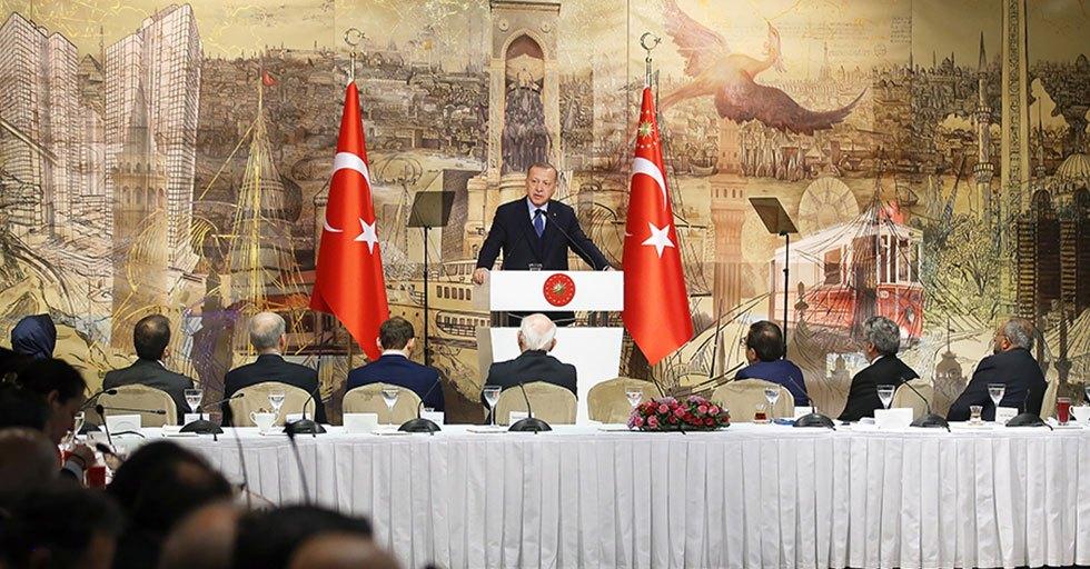 Cumhurbaşkanı Erdoğan, İstanbul Milletvekilleriyle Buluşma Programı'na katıldı