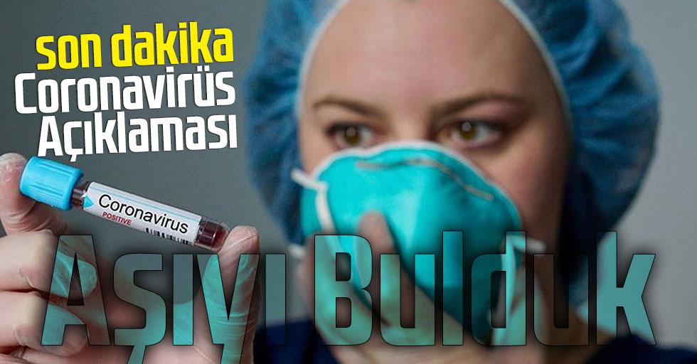 Koronavirüs (Covid-19) Aşısı Bulundu!