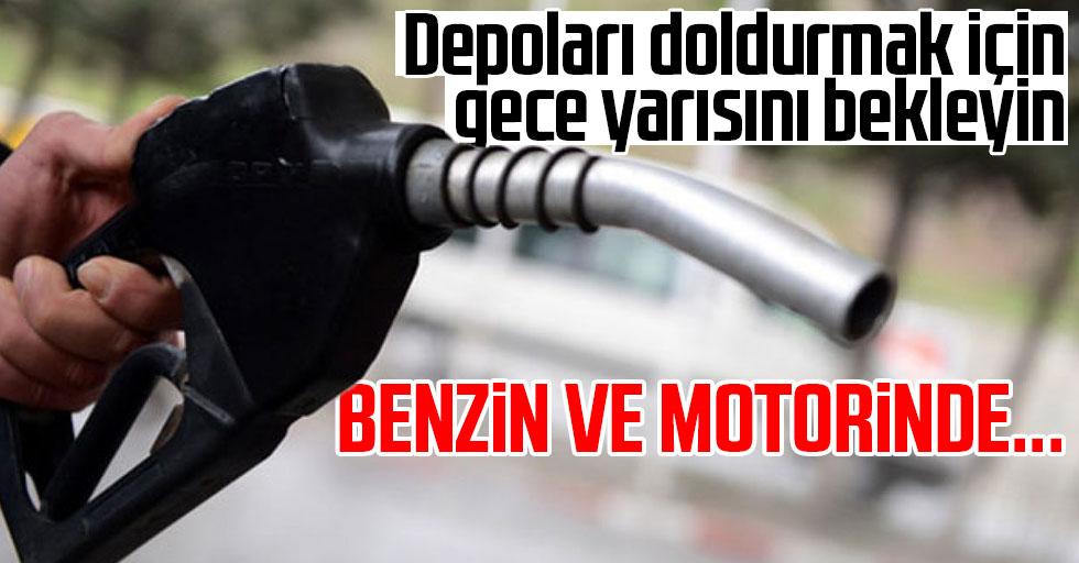 Cumhurbaşkanı Erdoğan Akaryakıt İndirimini Açıkladı! Benzine 60, Motorine 55 Kuruş İndirim