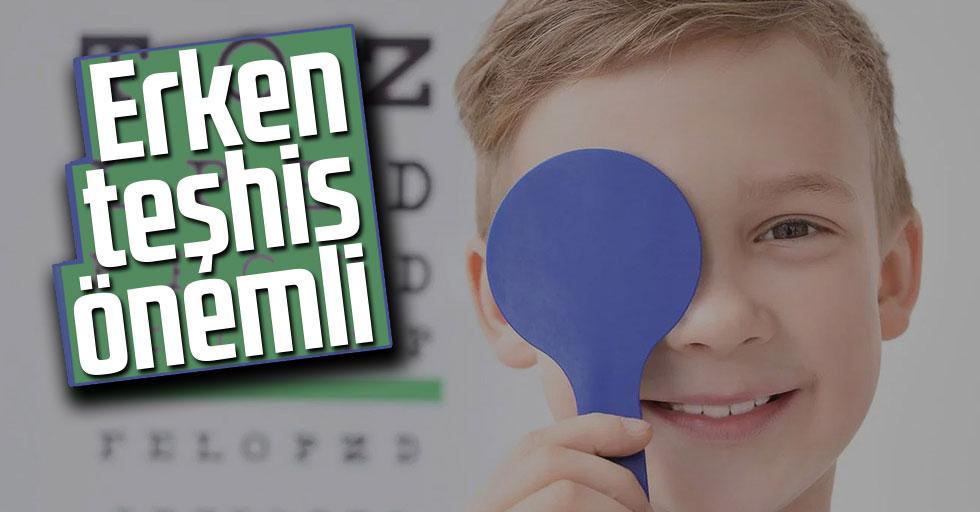 Göz Tembelliği olan aileler çocuklarına dikkat etmesi gerekmektedir