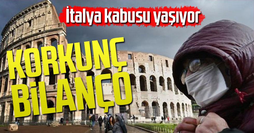 İtalya'da koronavirüs kabusu: Ölü sayısı 4 bin 32 oldu
