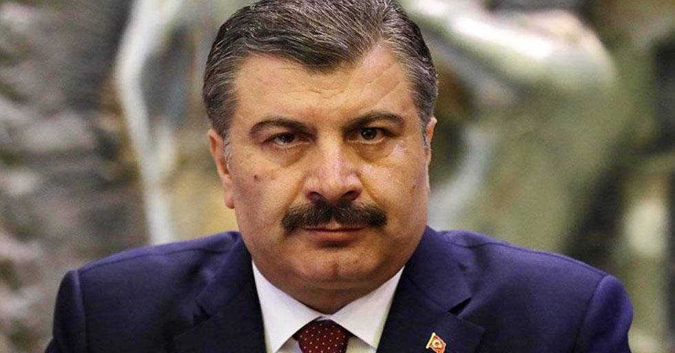 Sağlık Bakanı Fahrettin Koca'dan koronavirüs paylaşımı