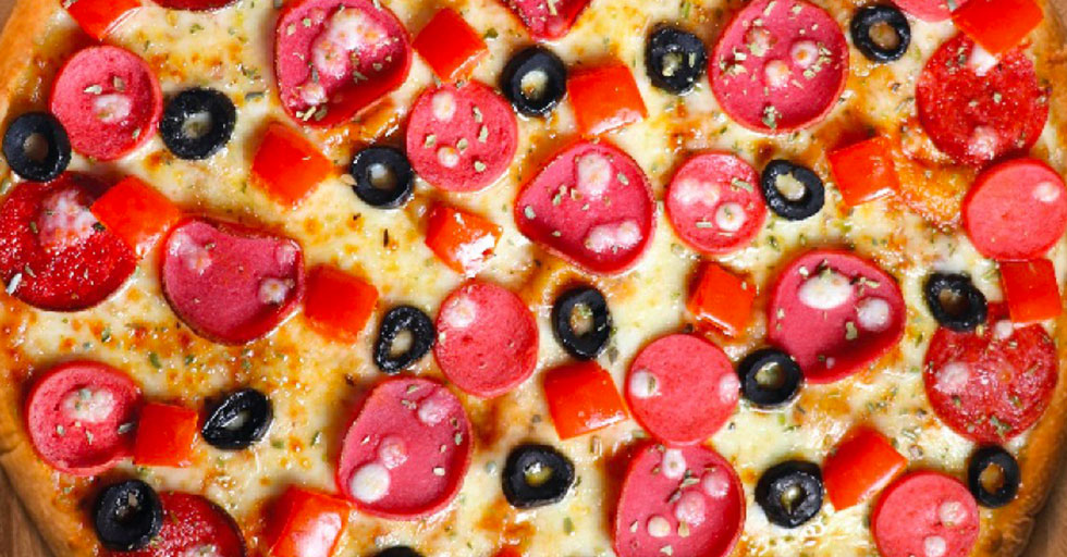 """Yeni Pizza """"Süperos"""" İle Domino's Süper Lezzet Sunuyor"""