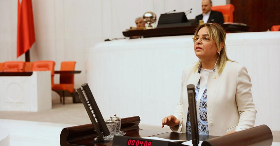 Chp Samsun Milletvekili Neslihan Hancıoğlu'nun 23 Nisan Ulusal Egemenlik Ve Çocuk Bayramı Mesajı