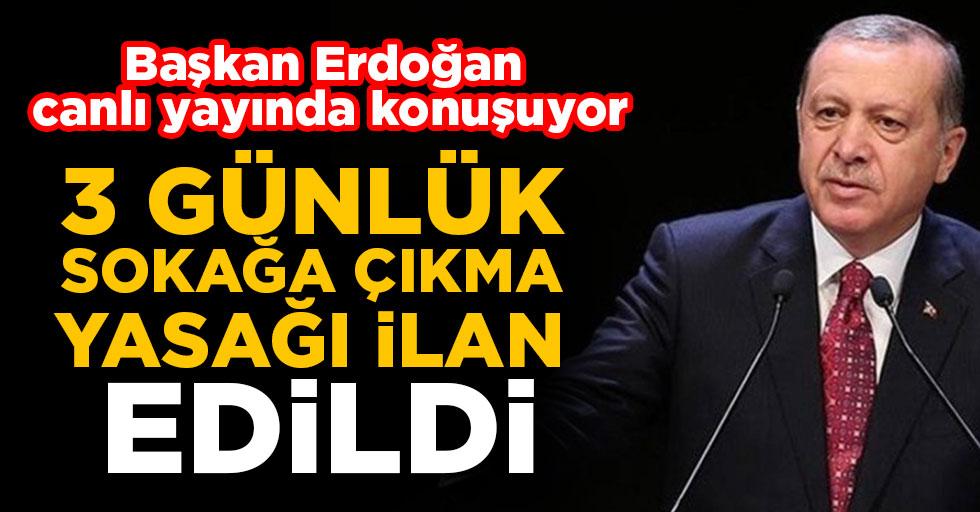 Gündem Cumhurbaşkanı Erdoğan'dan Önemli Açıklamalar