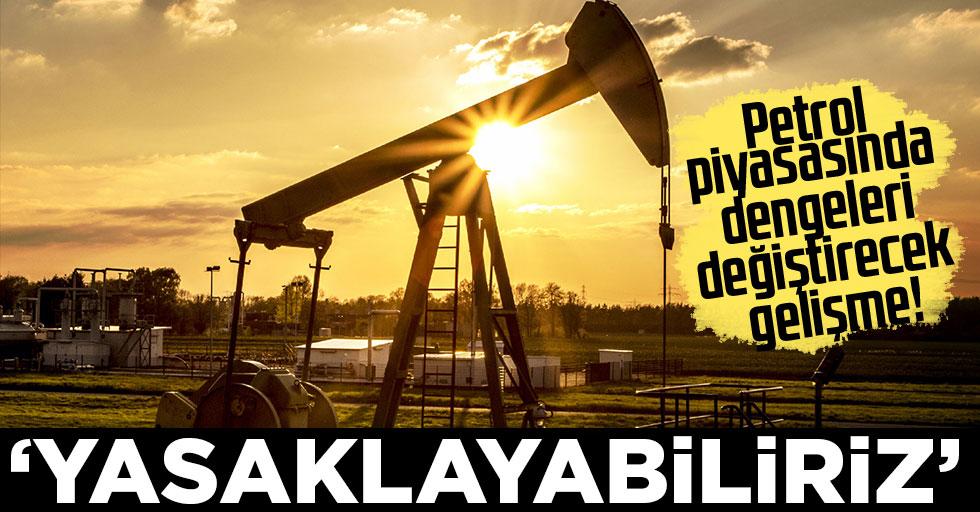 Petrol piyasasında dengeleri değiştirecek gelişme!