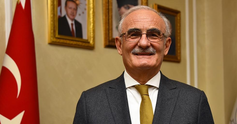 Milletvekili Yusuf Ziya Yılmaz'dan 19 mayıs atatürk'ü anma gençlik ve spor bayramı kutlama mesajı