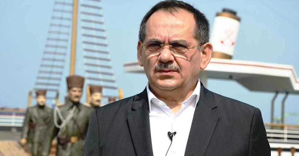 Samsun Büyükşehir Belediye Başkanı Mustafa Demir'in 19 Mayıs Atatürk'ü Anma, Gençlik ve Spor Bayramı mesajı