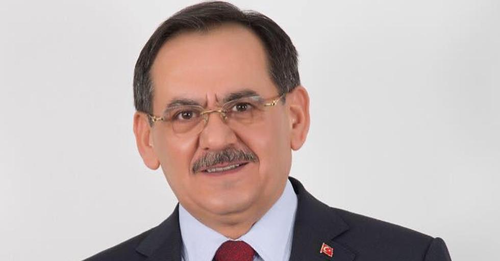 Samsun Büyükşehir Belediye Başkanı Mustafa Demir'in 'Kadir Gecesi' mesajı
