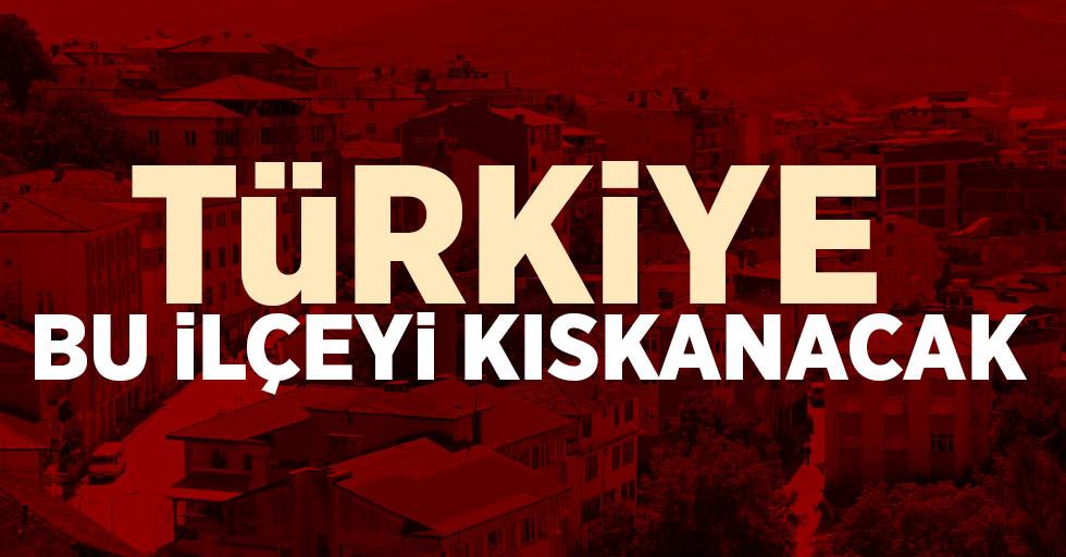 Türkiye Bu İlçeyi Kıskanacak