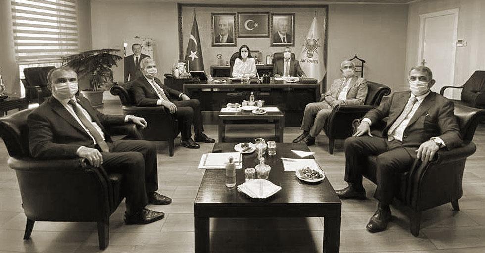 Başkan Aksu: Samsun, tüm Karadeniz'in parlayan yıldızı