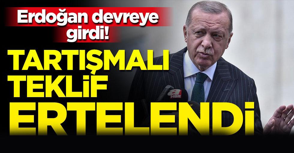 Cumhurbaşkanı Erdoğan 'Hobi bahçeleri' ile ilgili devreye girdi!