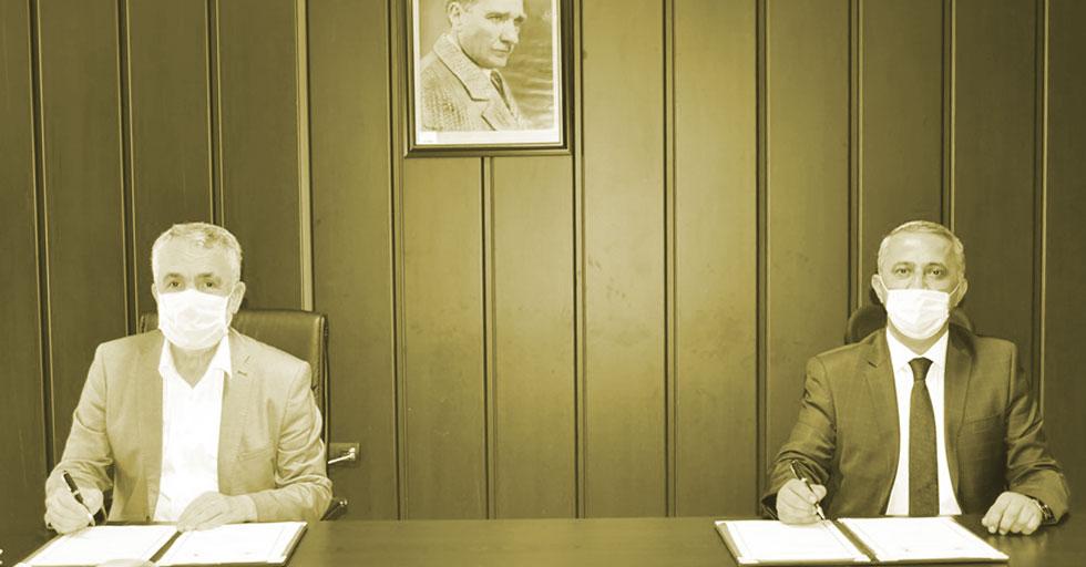 OMÜ ile Samsun İli Tarım ve Orman Müdürlüğü İş Birliği Protokolü İmzalandı