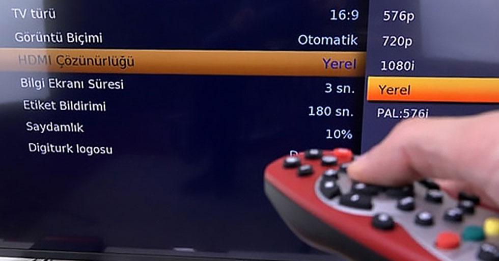Samsun'da Digiturk Satışı