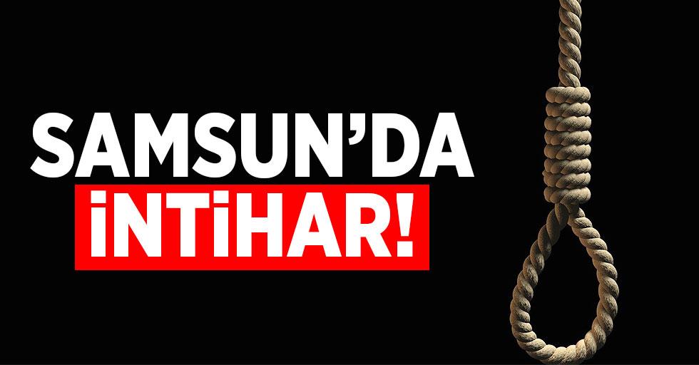 Samsun'da Çarşamba'da 24 Yaşındaki Genç Kendini Astı