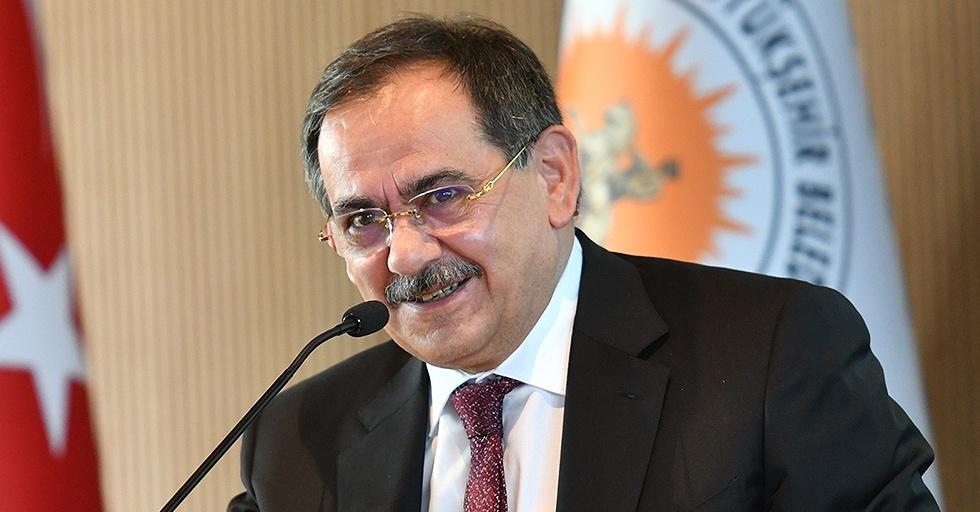 Büyükşehir Belediye Başkanı Mustafa Demir'in Yeni Yıl Mesajı