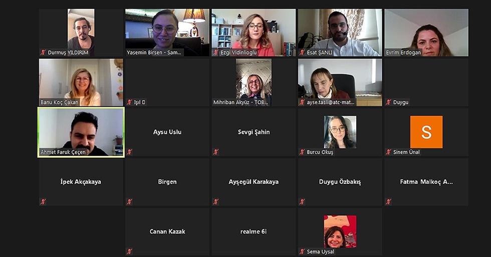 OMÜSEM Girişimcilik 2.0 Seminerleri Gerçekleştirdi