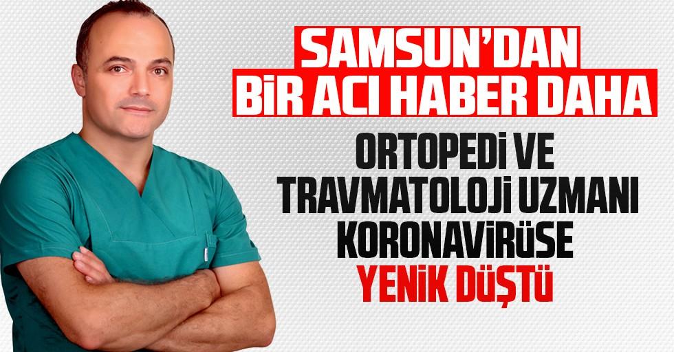 Son dakika: Haberler üst üste geliyor Samsun'da bir sağlık çalışanı daha virüs kurbanı