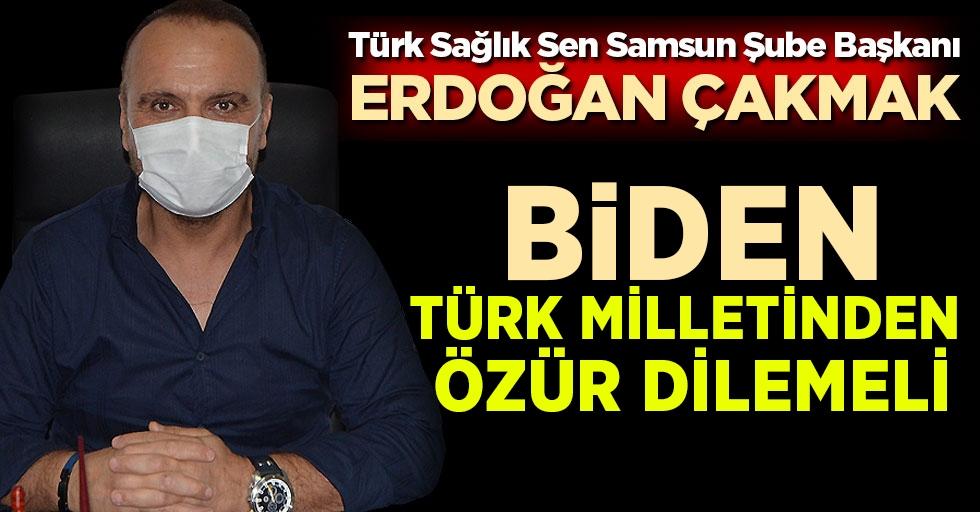 Biden, Türk Milletinden Özür Dİlemeli