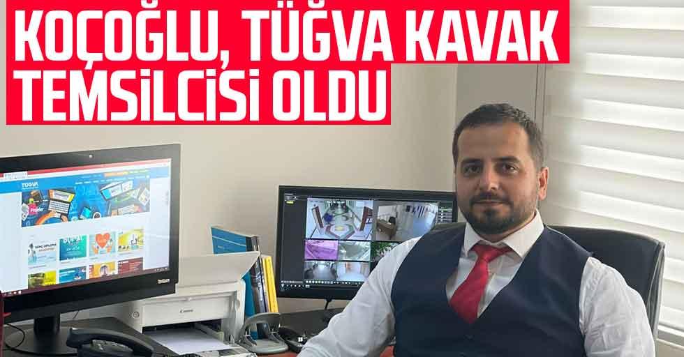 """Türkiye Gençlik Vakfı """"TÜGVA"""" Kavak'ta yapılandı."""