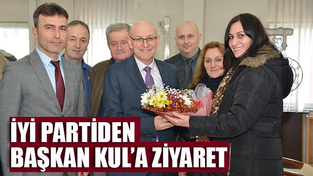 İYİ Parti'de 5 İlçe Başkanı Daha Belli Oldu