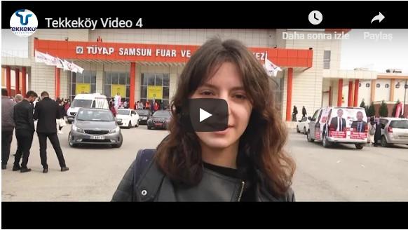 Tekkeköy Tanıtım Videosu