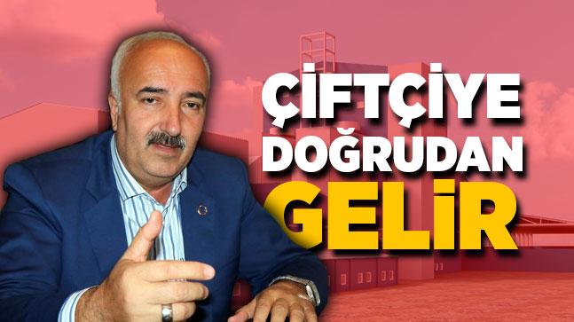 Samsun Ziraat Odası Başkanı Hasan Tütüncü'den Santral Açıklaması