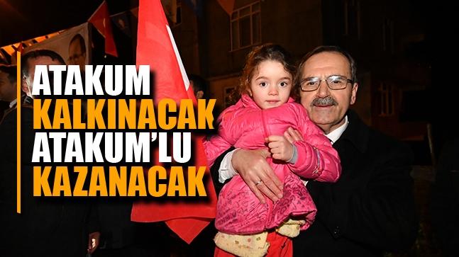 Atakum Kalkınacak Atakum'lu Kazanacak!..