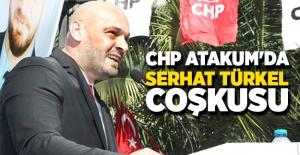 Cumhuriyet güneşi Atakum#039;da...