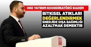 OKE Yatırım Koordinatörü Badem#039;den...