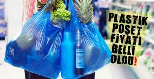 Plastik poşet fiyatı belli oldu!