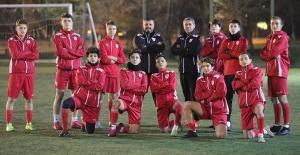 U16 Takımı Çift kale Maç Yaptı