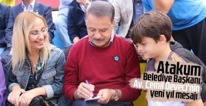 Atakum Belediye Başkanı Av. Cemil...