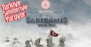 """Türkiye Şehitleriyle Yürüyor"""""""