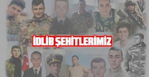 İdlib şehitlerimizin kimlikleri belli...