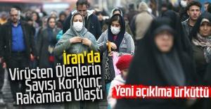 İran#039;da Virüsten Ölenlerin...