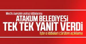 AtakumAtakum Belediyesi Meclis Üyesinin...