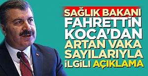Sağlık Bakanı Fahrettin Koca#39;dan...
