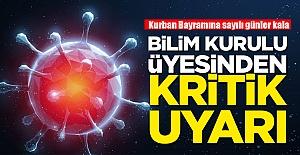 Kurban etinden virüs bulaşır mı? Bilim Kurulu üyesi Prof. Tevfik Özlü'den kritik uyarı