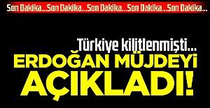 Son dakika haberi: İşte Türkiye#039;nin...