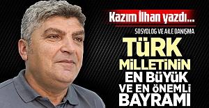 Türk Milletinin En Büyük Ve En Önemli Bayramı ..