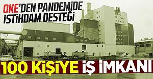 Oke'den Pandemide İstihdam Desteği