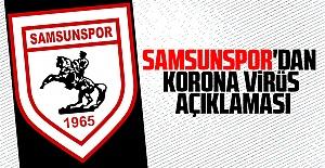 Yılport Samsunspor'dan korona virüs açıklaması