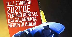 Mutasyona uğrayan koronavirüsle ilgili Tevfik Özlü'den kritik uyarı